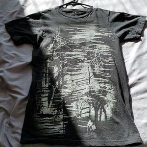 Black Men's APT9 Graphic T-shirt - Small